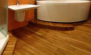 Водостойкий ламинат для кухни и ванной
