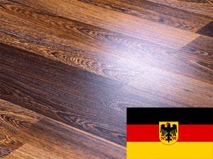 Ламинат и германский флаг
