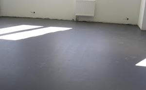 Стяжка на полу