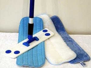 швабры для мытья пола