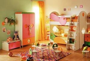 Ламинат для детской комнаты