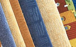 Виды ковровых покрытий