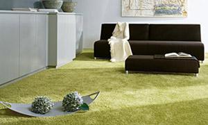 Ковровое покрытие на полу в доме
