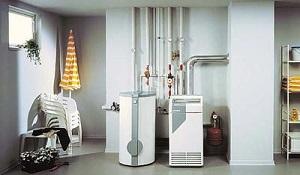 Электрокотел для теплого пола