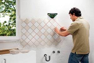 Отделка стен кухни плиткой своими руками