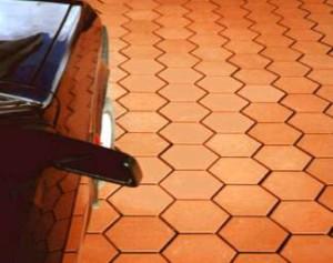 Порядок укладки тротуарной плитки