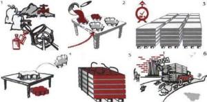 Изготовление плитки своими руками
