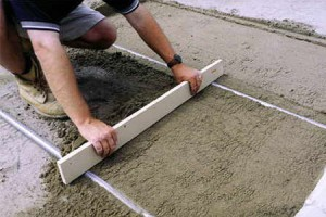 Смесь для укладки тротуарной плитки