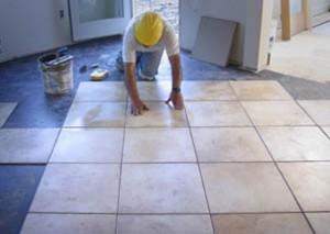 Как правильно класть керамическую плитку