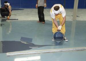 Технология изготовления наливных полов