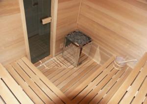 Гидроизоляция пола в бане