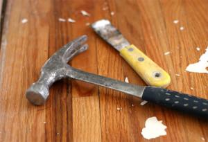 construction tools, hammer
